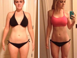 Jen Jewell Client Before & After