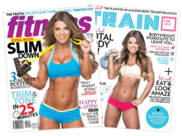 Jen Jewell Fitness Magazines